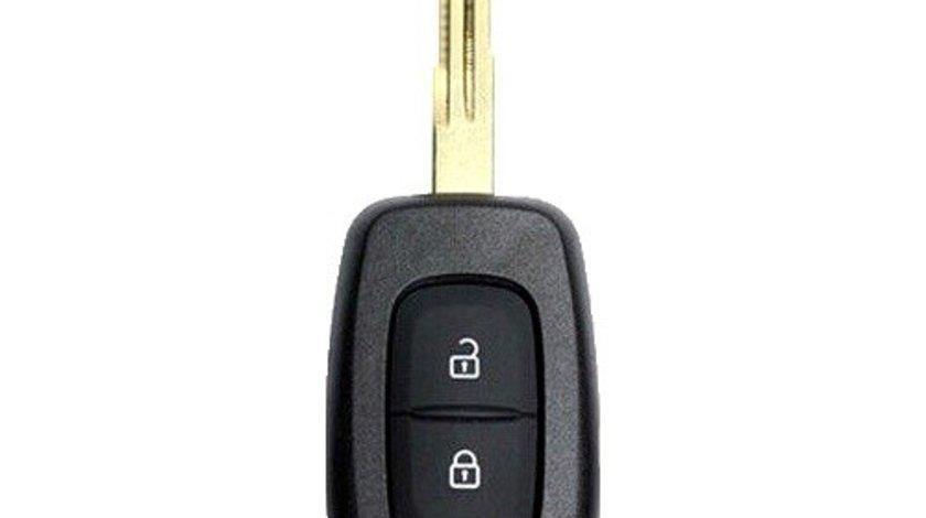 Carcasa telecomanda compatibila Logan 7016-1 tipul nou AutoCars