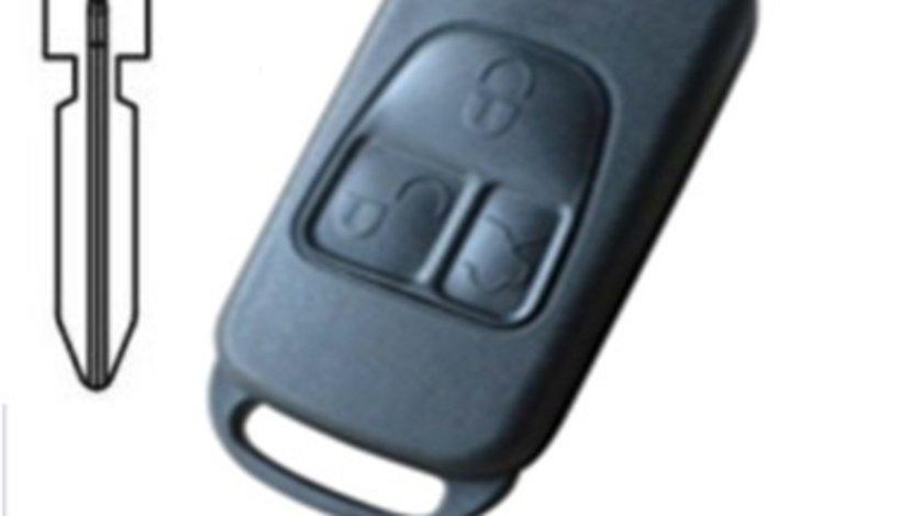 Carcasa telecomanda compatibila Mercedes 1118 VistaCar