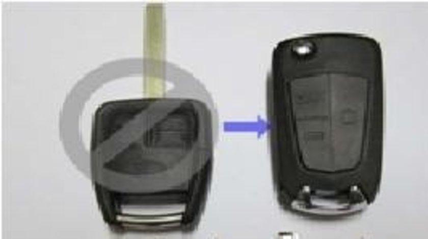 Carcasa telecomanda compatibila Opel 1508 VistaCar