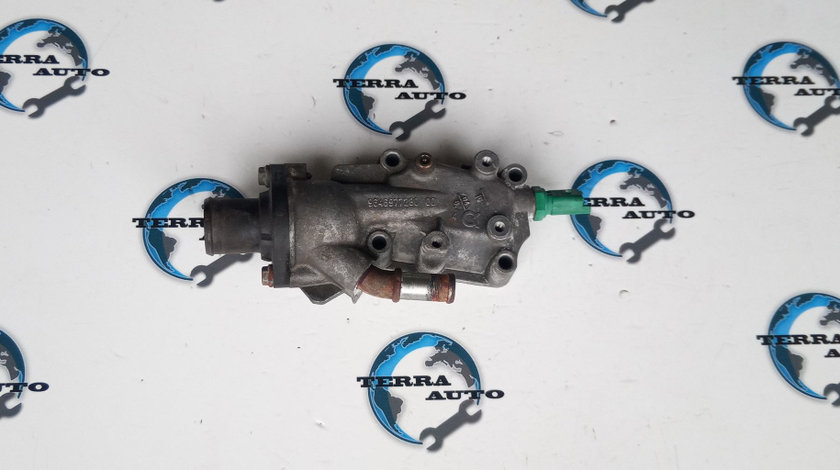 Carcasa termostat Citroen C4 1.6 16V 80 KW 109 CP cod motor NFU