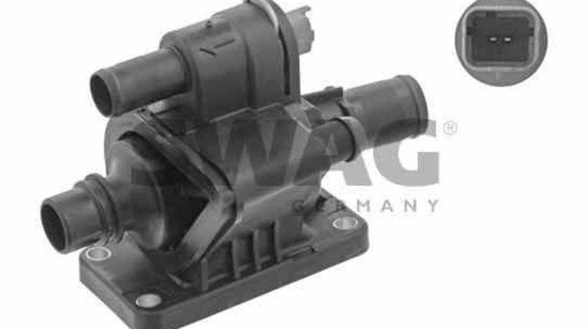carcasa termostat PEUGEOT 206 hatchback 2A/C SWAG 62 93 4997