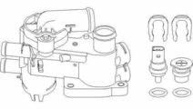 Carcasa termostat SEAT CORDOBA 6L2 TOPRAN 111 176