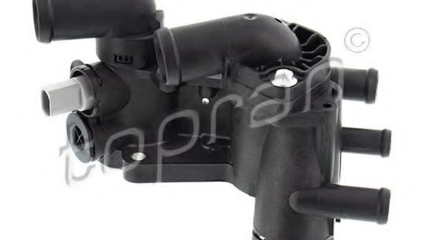 Carcasa termostat VW POLO (9N) (2001 - 2012) TOPRAN 110 351 - produs NOU
