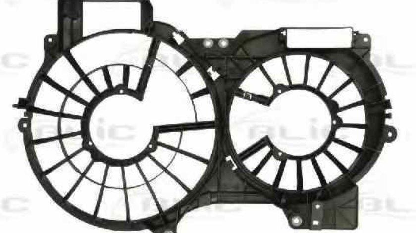 Carcasa ventilator radiator AUDI A6 Allroad 4FH C6 Producator BLIC 6502-03-0031231P