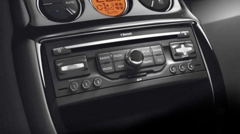 Card Harta Navigatie Citroen C4,C5/Peugeot 207,308,407 Romania 2020