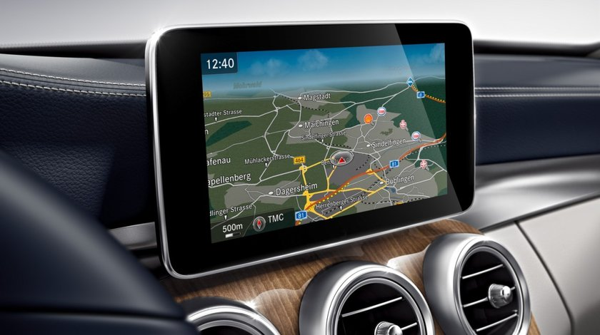 Card Harta Navigatie Mercedes A B CLA CLS E GL GLE M Garmin 2019