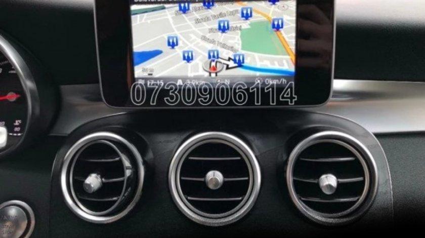 Card Mercedes Garmin A B C CLA CLS E GL GLC GLE Harta Navigatie 2020