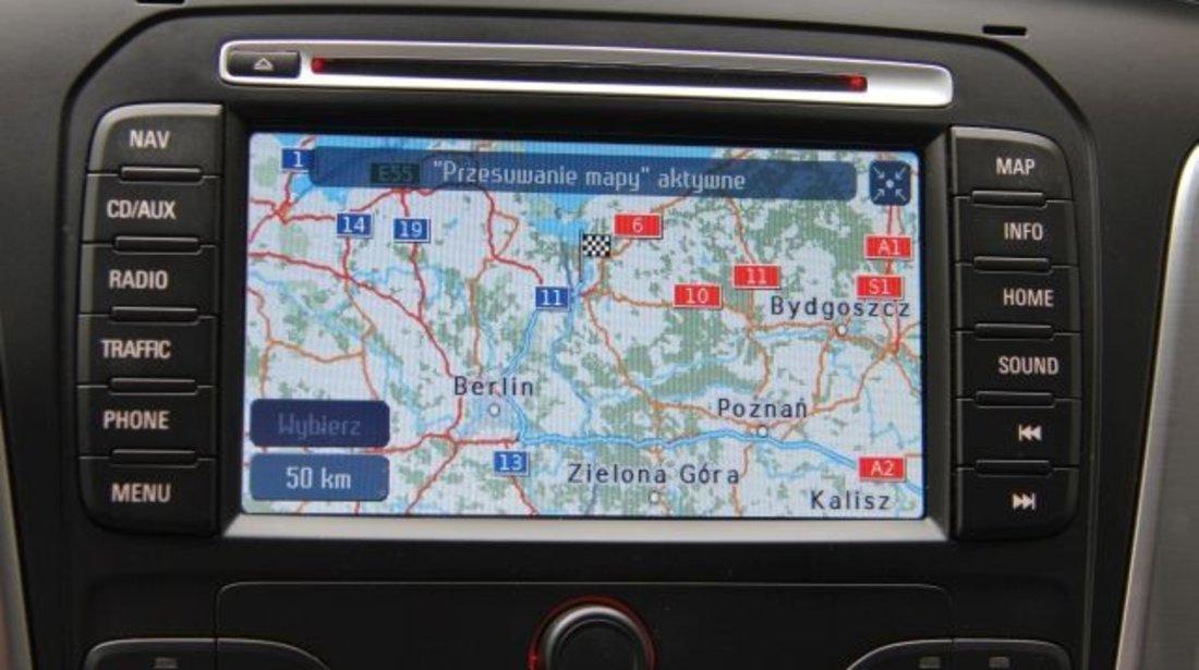 Card Navi Ford Mca Focus Kuga S Max Mondeo Harta Romania 2019