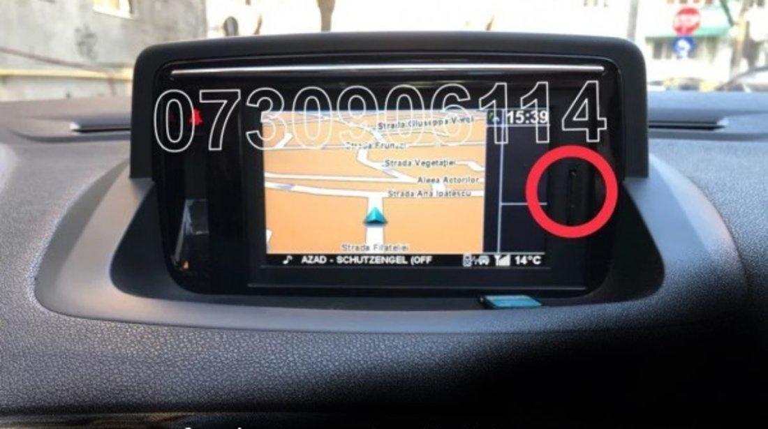 CARD navigatie 2019 Renault Clio Megane Fluence Carminat LIVE Rlink