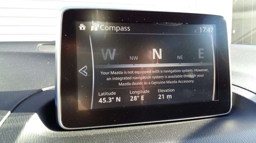 Card Navigatie Mazda 2, 3, 6, cx-3, cx-5, mx-5 Europa + Romania 2021