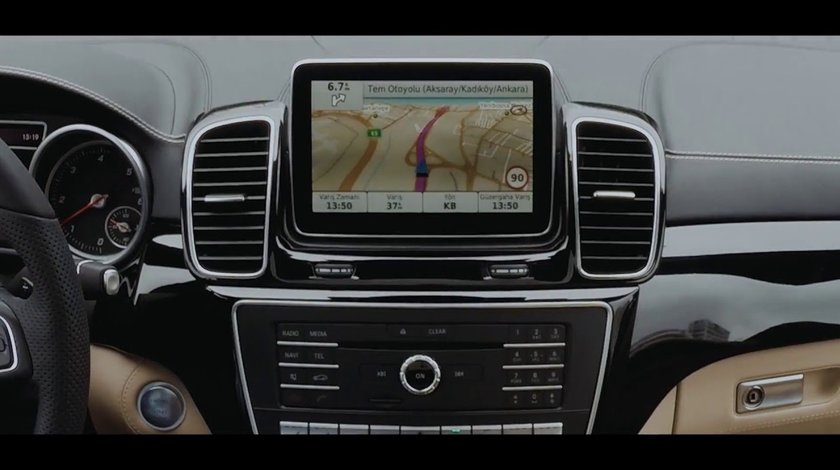 Card navigatie Mercedes Garmin Map Pilot, nou, sigilat