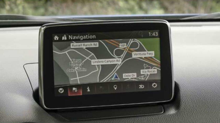 Card Original Navigatie Mazda Connect pentru modelele noi de Mazda