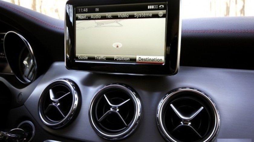 Card SD Harta Navigatie Mercedes A B CLA CLS E GL GLE M Garmin 2019