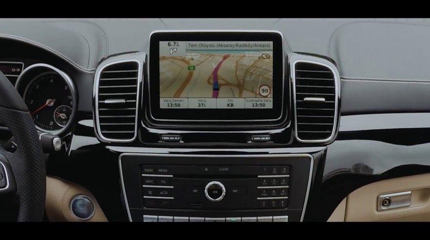 Card SD Harta Navigatie Mercedes C Classe, V Classe, GLC Garmin 2020