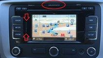 Card SD Update Harti Navigatie GPS Volkswagen Pass...