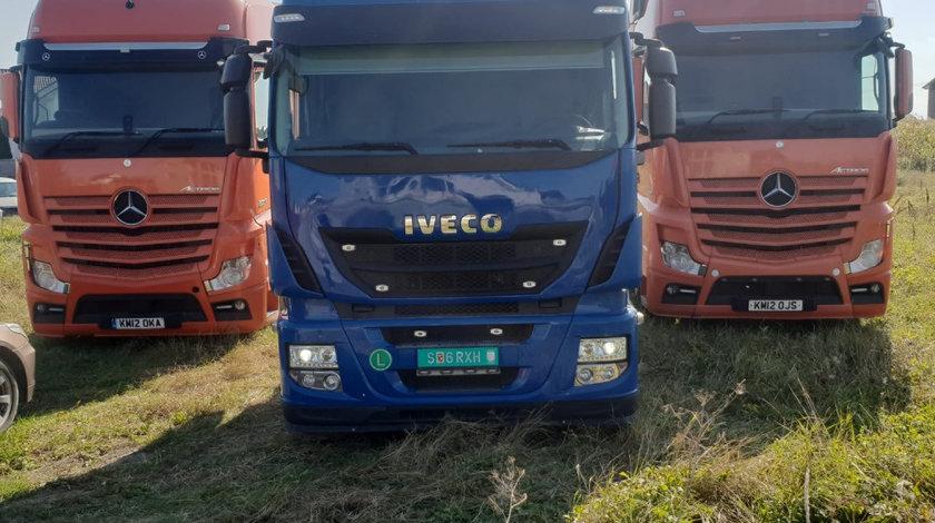 Cardan complet cupla cuplare remorca rezervor motrina combustibil Iveco Stralis 460 EURO 6 450cp