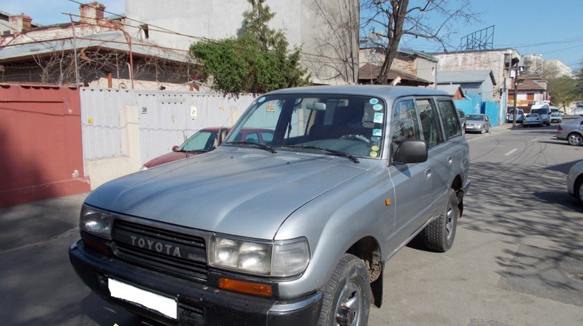 Cardan spate Toyota Land Cruiser J80