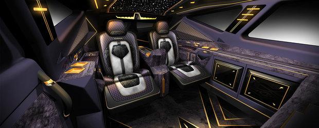 Care Bentayga? Cel mai luxos SUV al planetei vine din China si costa mai mult decat un Bugatti Chiron!