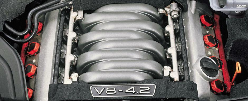 Care este cea mai ieftina masina cu motor V8 si peste 300 de cai pe care o poti cumpara acum in ROMANIA?
