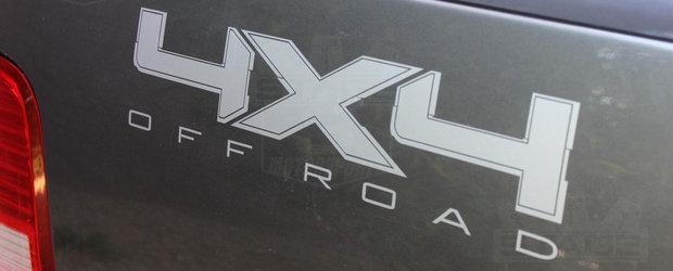 Care este diferenta dintre 4x4, 4WD si AWD?