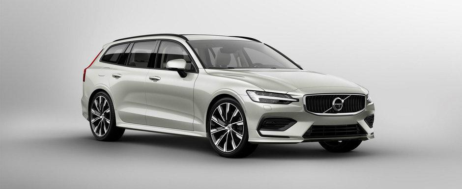 Care nemtoaice? Noua masina de la Volvo te va face sa visezi la o suedeza!