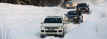 Care sunt conditiile de trafic din Romania in care o anvelopa de iarna face diferenta?