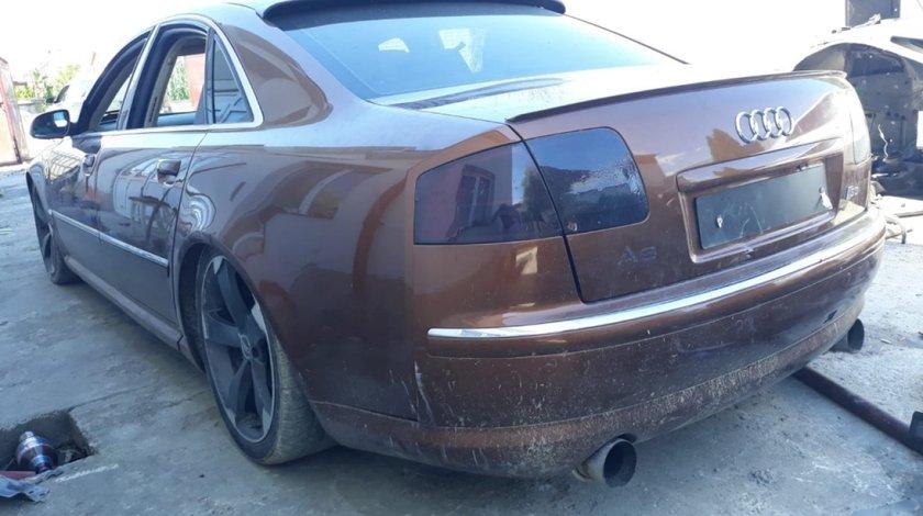 Carenaj aparatori noroi fata Audi A8 2004 berlina 3.0 benzina 220hp asn