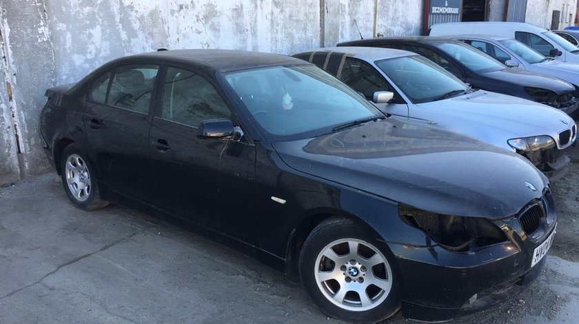 Carenaj aparatori noroi fata BMW E60 2005 Berlina 525d