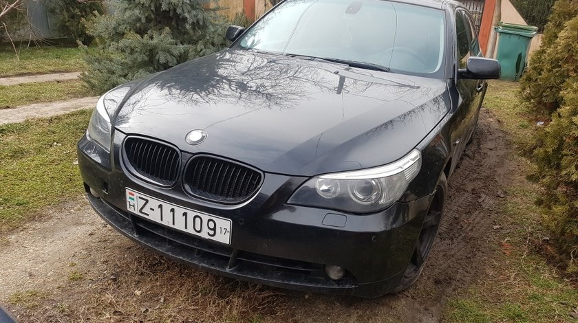 Carenaj aparatori noroi fata BMW Seria 5 E60 2006 Break 525
