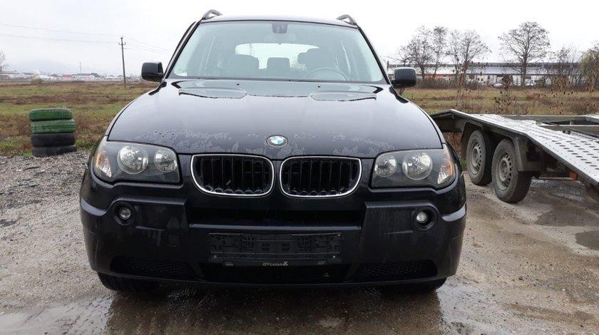 Carenaj aparatori noroi fata BMW X3 E83 2005 SUV 2.0 D 150cp