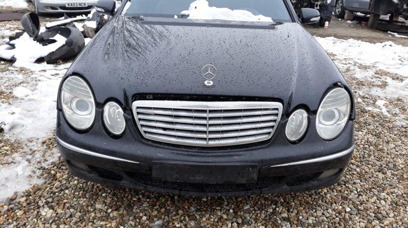 Carenaj aparatori noroi fata Mercedes E-CLASS W211 2008 4x4 3.0