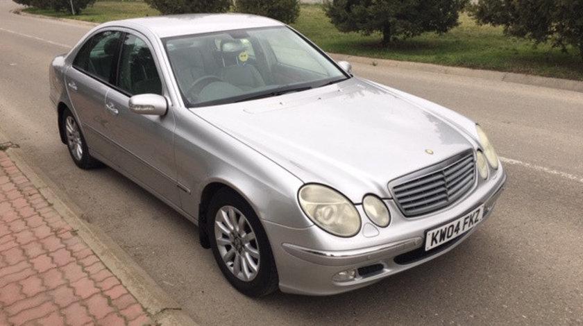 Carenaj aparatori noroi fata Mercedes E-Class W211 2004 LIMUZINA 2.2 DCI