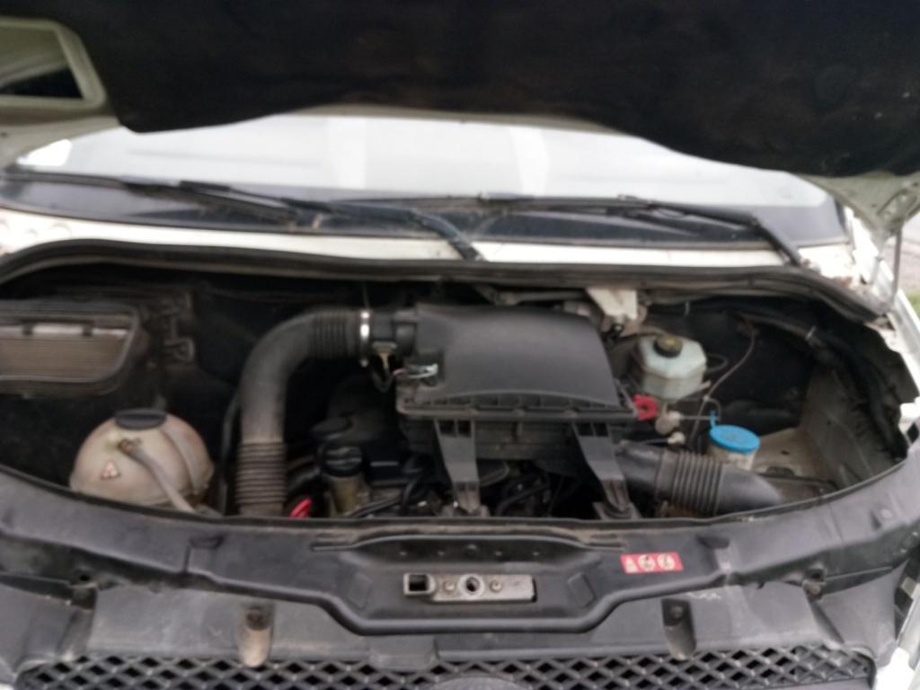 Carenaj aparatori noroi fata Mercedes SPRINTER 2008 Autoutilitara 2.2