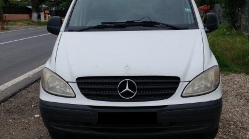Carenaj aparatori noroi fata Mercedes VITO 2005 duba 2.2