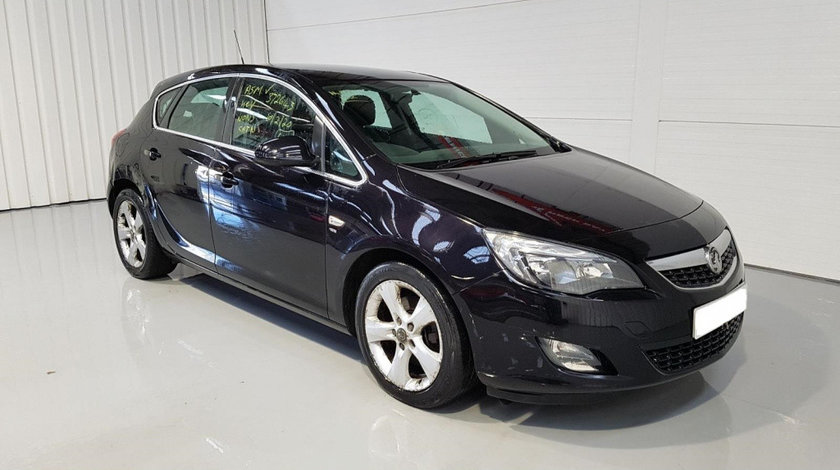 Carenaj aparatori noroi fata Opel Astra J 2010 Hatchback 1.7 CDTi