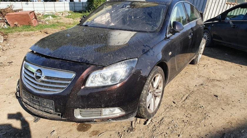 Carenaj aparatori noroi fata Opel Insignia A 2012 berlina 2.0 cdti A20DTH