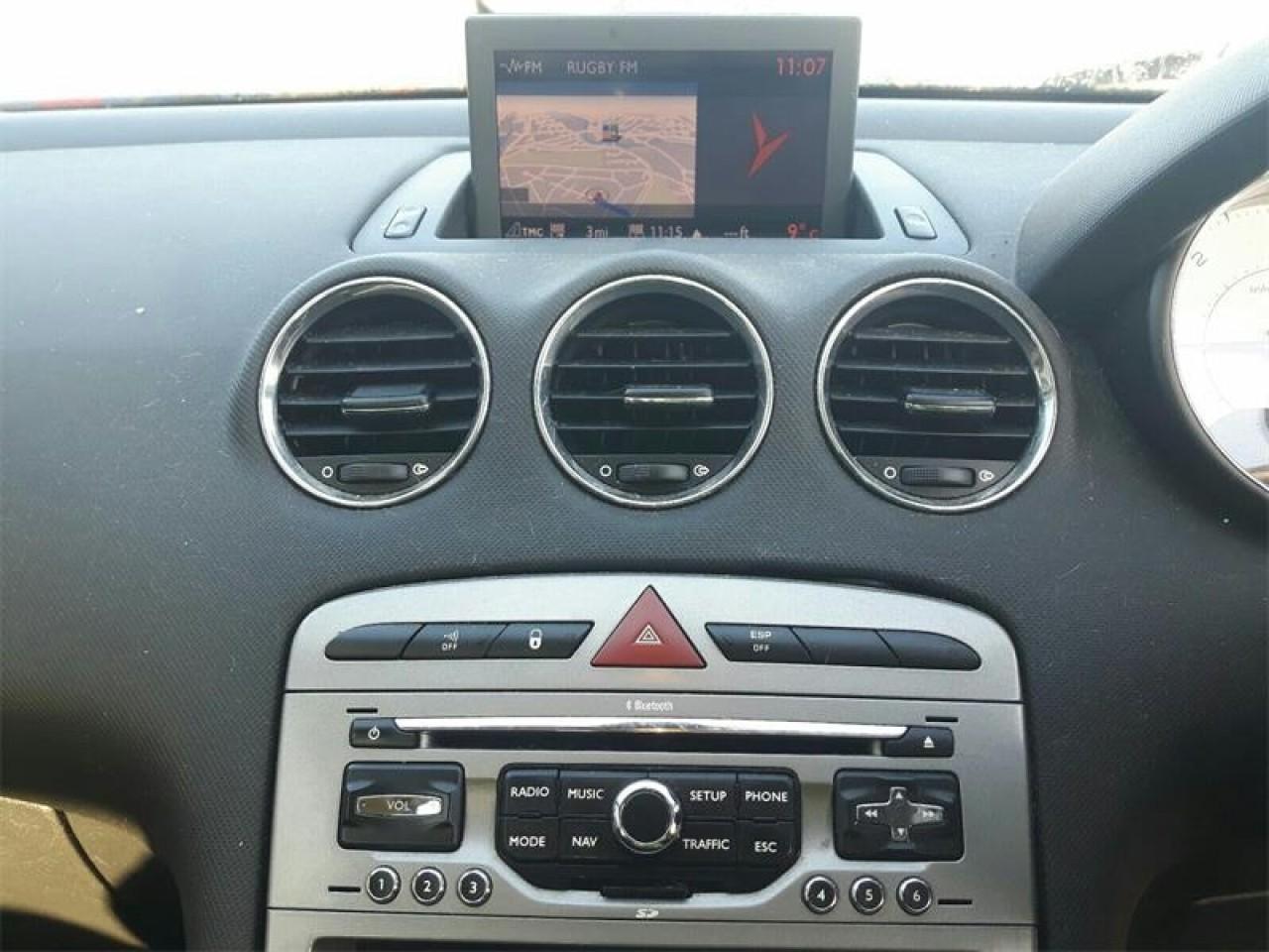 Carenaj aparatori noroi fata Peugeot 308 2010 Break 1.6 HDi