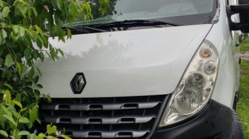 Carenaj aparatori noroi fata Renault Master 2013 Autoutilitara 2.3 DCI