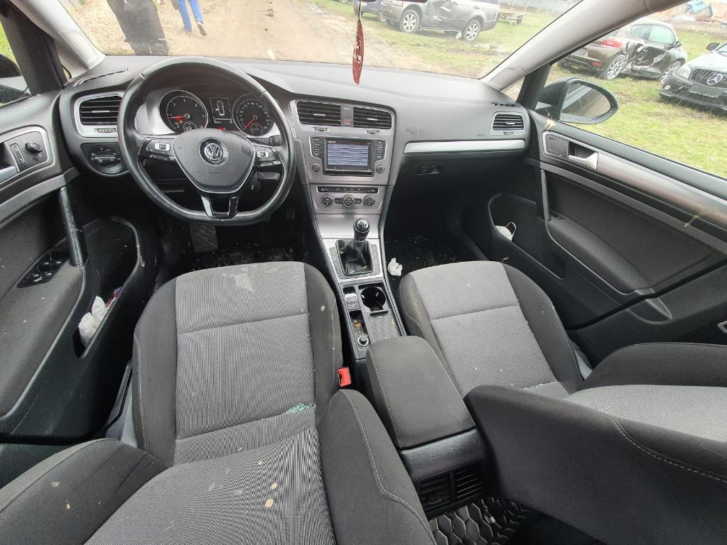 Carenaj aparatori noroi fata Volkswagen Golf 7 2016 break 1.6 tdi CXX