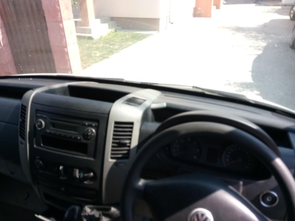 Carenaj aparatori noroi fata VW Crafter 2007 FURGON 2.5 TDI