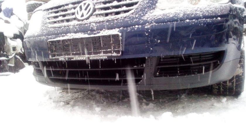 Carenaj aparatori noroi fata VW Touran 2003 Monovolum 1.9 TDI