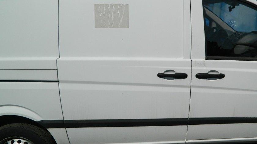 Carenaj roata dreapta spate Mercedes Vito W639 model 2008