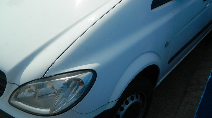 Carenaj stanga fata Mercedes Vito W639 model 2008