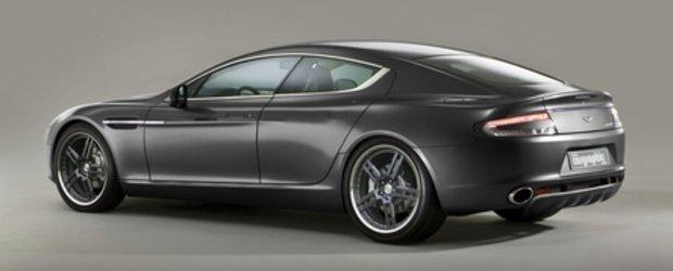Cargraphic rafineaza noul Aston Martin Rapide