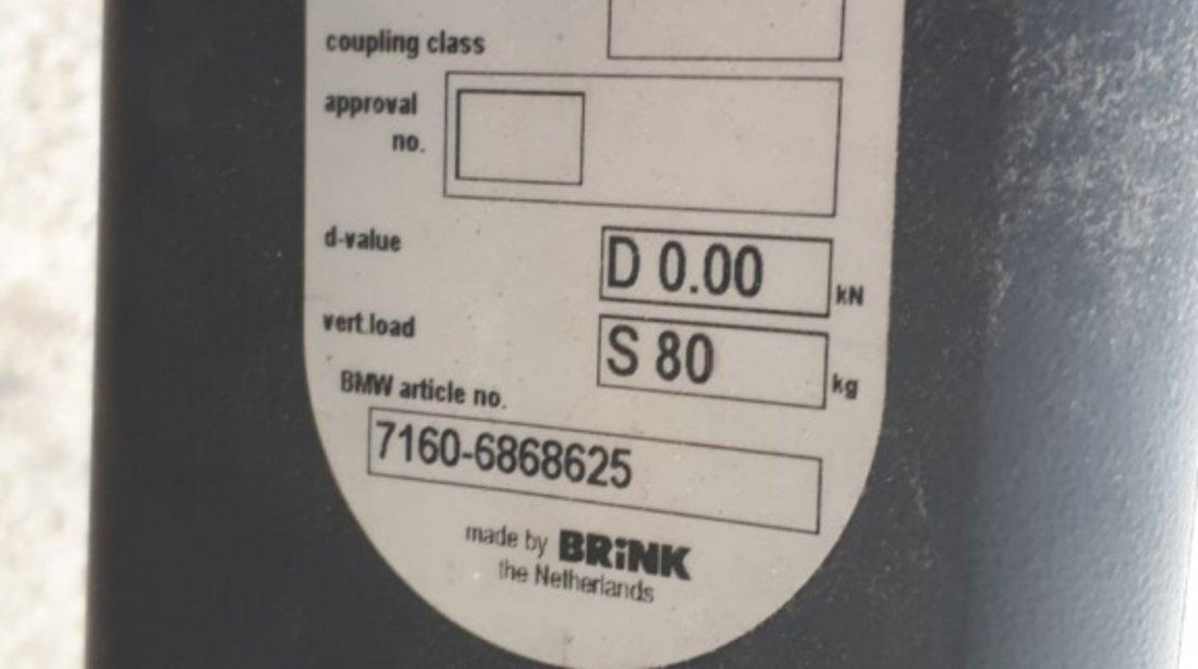 Carlig remorcare bmw fara cui 7160-6868625 71606868625 BMW X4 (F26) BOSAL