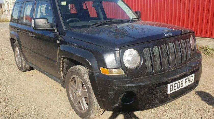 Carlig remorcare Jeep Patriot 2008 BYL 2.0 crd