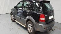 Carlig remorcare Kia Sorento 2005 SUV 2.5 CRDi