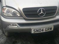 Carlig remorcare Mercedes M-CLASS W163 2004 SUV 2.7 cdi