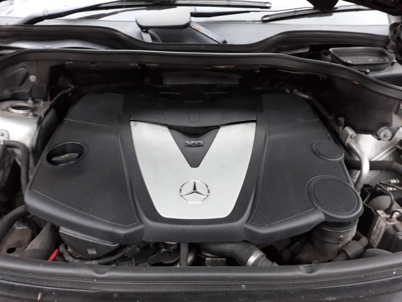 Carlig remorcare Mercedes M-CLASS W164 2007 SUV 3.0