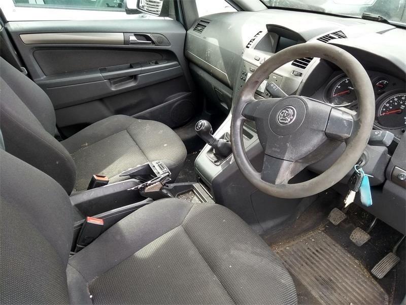 Carlig remorcare Opel Zafira B 2007 MPV 1.9 CDTi